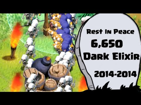 Clash of Clans Witch - Halloween Nightmare Edition!
