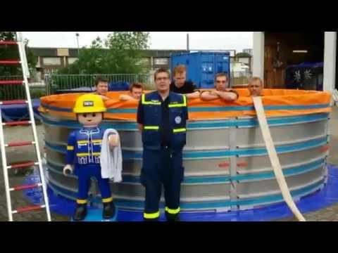Cold Water Challenge 2014 THW Nordenham