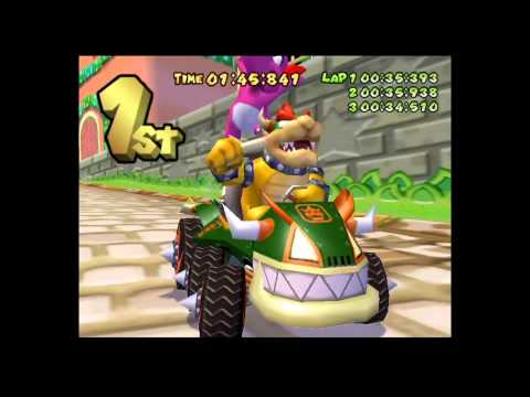Bahruuk Plays - Mario Kart Double Dash Episode 1