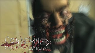 CONDEMNED CRIMINAL ORIGINS All Cutscenes Movie (Game Movie)