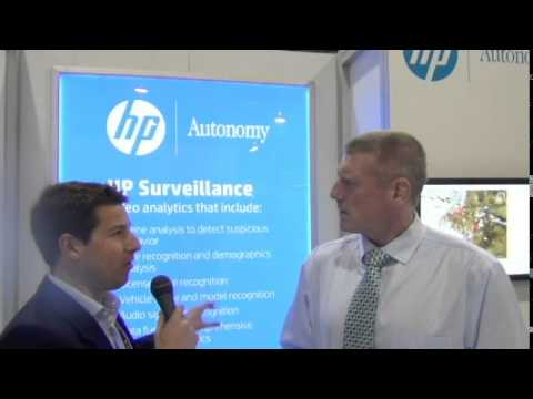 HP Autonomy at ISC West