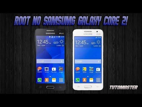 Como fazer Root no celular Sansung Galaxy Core 2 (SM-G355M. SM-G355H).