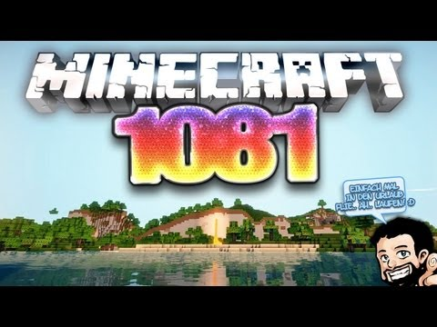 MINECRAFT [HD+] #1081 - So zog er denn gen.. äh.. Osten ★ Let's Play Minecraft