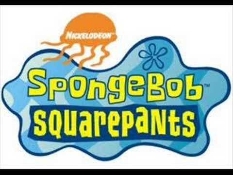 Spongebob Square Pants Intro Theme Tune video