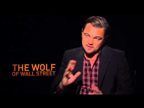The Wolf Of Wall Street Leonardo Dicaprio Jordan Belfort Official ...
