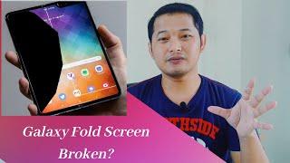 Samsung Galaxy Fold មិនដល់ថ្នាក់Note7ទេតែបារម្មណ៌ដែរ