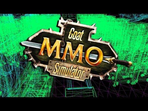 I BROKE THE GAME   Goat MMO Simulator #3