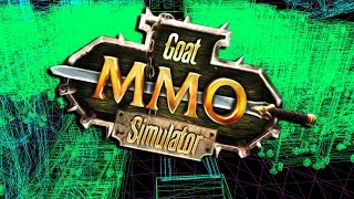 I BROKE THE GAME | Goat MMO Simulator #3
