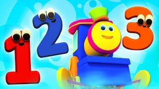 Learn Numbers | Preschool Learning Videos For Babies by Bob The Train