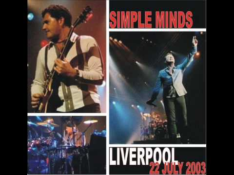 "Simple Minds - ""c"" Moon Cry Like a Baby"