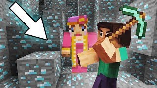 WORLDS BIGGEST DIAMOND FIND EVER! (Minecraft #4)