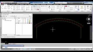 AutoCAD-Layiso, Layon and Layoff Commands