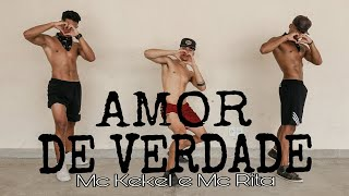 download musica Amor de Verdade - Mc Kekel e Mc RitaCoreografia DH Dance