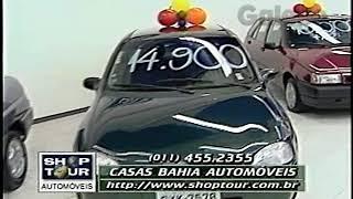 CASAS BAHIA AUTOMÓVEIS DUDA GALEBE 11 09 1998