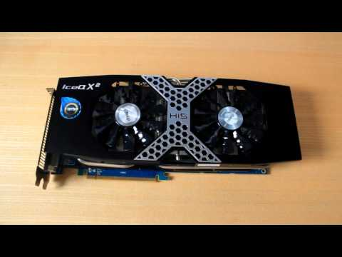 REVIEW: AMD Radeon HIS R9 280X iPower IceQ X² Turbo Boost Clock 3GB (BF3) Quick BenchMarks & Temps