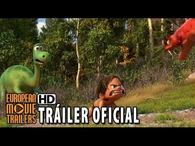 El viaje de Arlo Tráiler Oficial #2 en Español (2015) HD