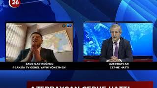 Günlük | Azerbaycan Reaksia Tv Zaur Gariboghlu