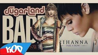 Download Lagu Sugarland, Taylor Swift, Rihanna - (Take A Bow Babe DIY Mashup ) -  KoD mASHUP Gratis STAFABAND