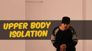 Upper Body Isolation | Hip Hop Dance Tutorial in Hindi | Ronak Sonvane | Dance Mantra Tutorials 1