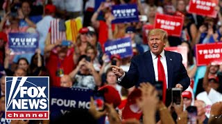 Live: Trump holds 'MAGA' rally in Orlando to kick off 2020 campaign