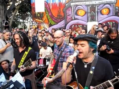 NOFX: OCCUPY LA: (Unofficial Theme Song)