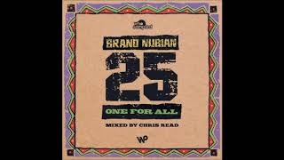 Brand Nubian - One for All - 25th Anniversary Mixtape