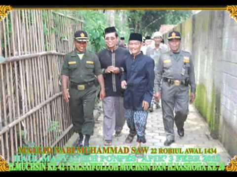 19. Pondok Pesatren Apik ( Video Foto Haul Pp Apik 2013 ) video