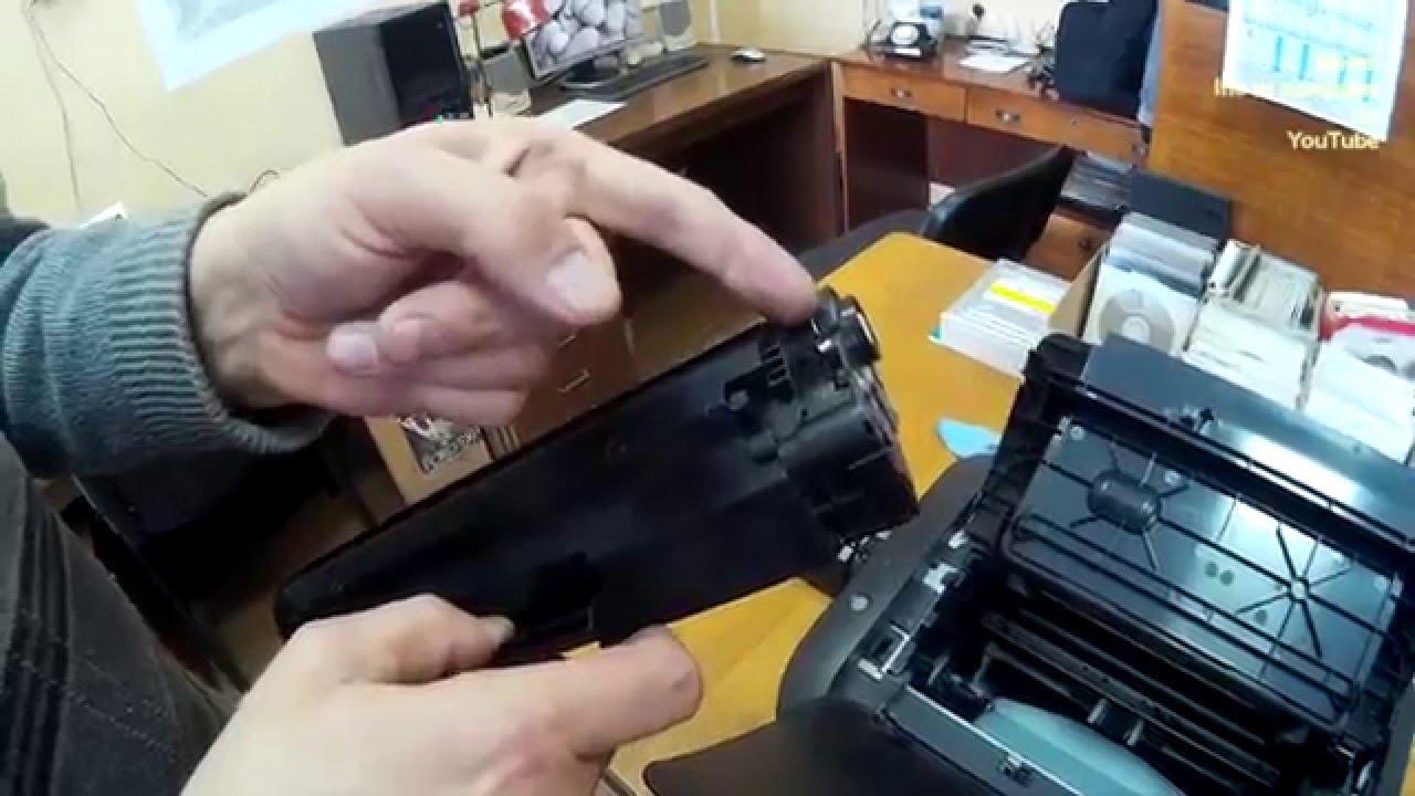 Огромным плюсом лазерных принтеров является заправка не чернилами, а порошком