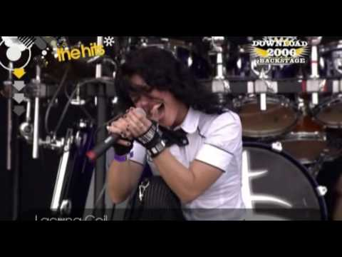 Lacuna Coil - Enjoy The Silence (Live)