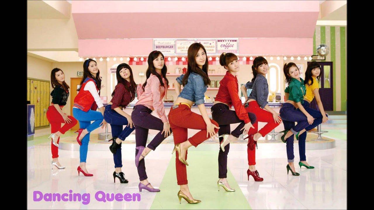 Girls Generation Wallpaper Dancing Queen Closed Dancing Queen Girls