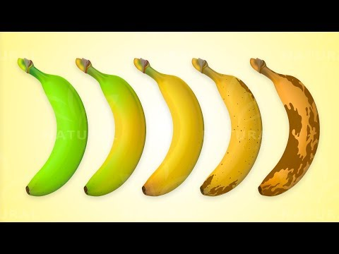 What Banana Color Is Best For Your Health?