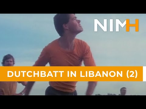 Dutchbatt in Libanon (2)