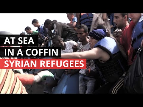 SYRIA CONFLICT | Syrian Refugees Deadly Route to Europe