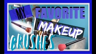Talking about Makeup Brushes for 7 MINUTES STRAIGHT