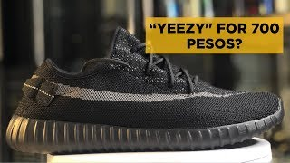 YEEZY Boost and Balenciagas for 700 PESOS ($15)? Hands-on Reviews!