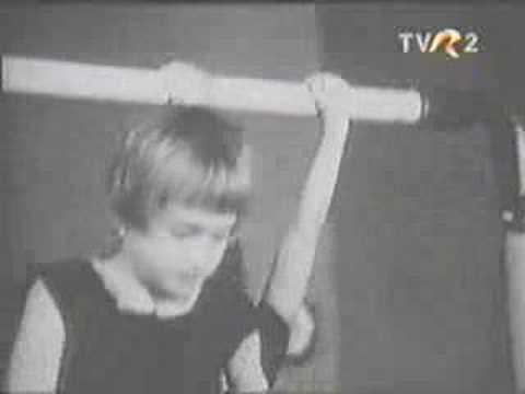Nadia Comaneci 6 years old