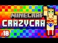 Youtube Thumbnail Minecraft Mods Crazy Craft #18 'WONDER WOMAN!' with Vikkstar (Minecraft Crazy Craft 2.0)