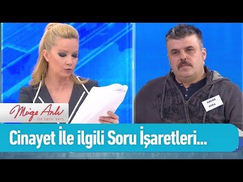 Adem Kara cinayeti ile ilgili soru işaretleri... - Müge Anlı ile Tatlı Sert 21 Şubat 2019
