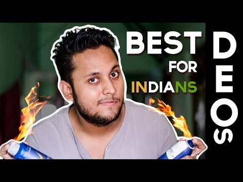 Best Deodorants for Indian Men   Smell your Best! Pick Right Deos