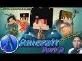 Anicraft Vs Kera Sakti LEGEND! AniCraft Part 2 Animasi #Reaction