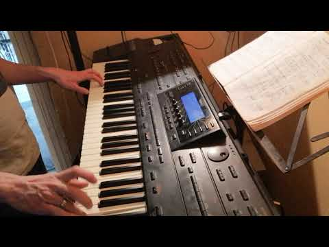 Lakodalmas egyveleg - Roland G800 (élő felvétel)