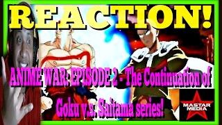 Anime War - Episode 2: Awakening REACTION 808 HAWAII
