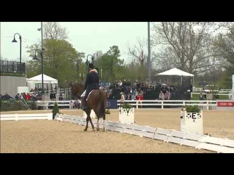 William Fox-Pitt & Chilli Morning - Rolex 2013 Dressage