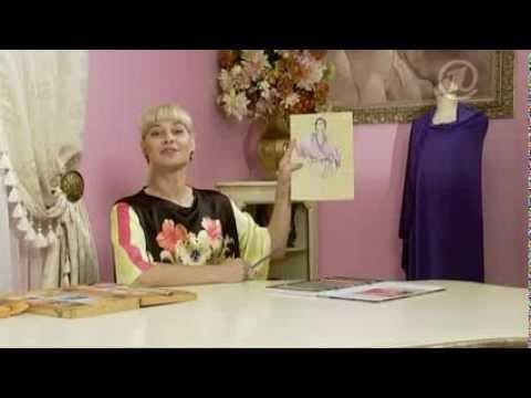 Сшить блузку без рукавов ольга никишичева 71