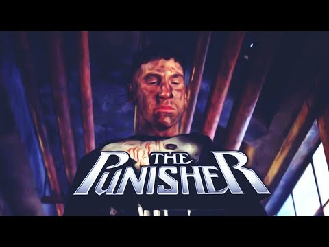 Reaction | Трейлер #1  сериала Каратель/The Punisher