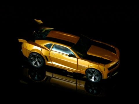 Transformers 3 Custom Human Alliance Bumblebee Action Figure