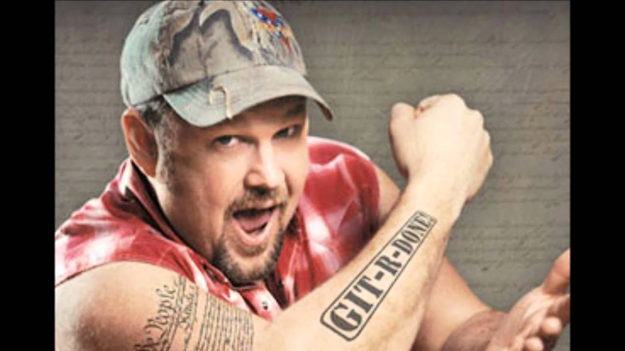 Git r Done Larry The Cable Guy Git r Dub Larry The Cable Guy