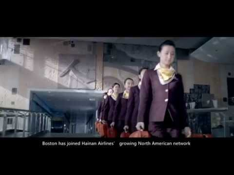 Corporate video of Hainan Airlines 海南航空宣傳片