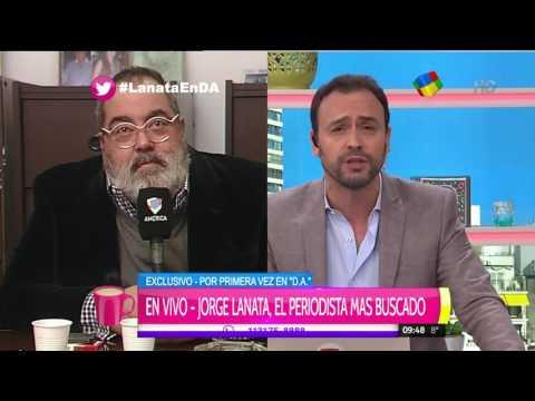 Jorge Lanata reconoció que le afectaron los silbidos