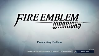 Fire Emblem Warriors - 100 Minute Playthrough [Switch]